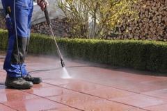 Nettoyage et traitement de terrasse